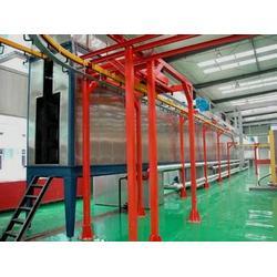 亿金涂装(图)|静电喷涂生产线设备|静电喷涂设备图片