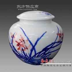 供应定∴做陶瓷罐子陶瓷罐子厂家图片