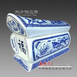 陶瓷寿盒定做厂家图片