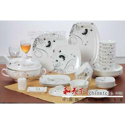 陶瓷餐具厂图片