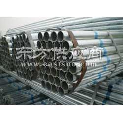 q345b无缝薄壁镀锌管厂图片