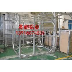 专业定制铝型材工作台框架 美观轻便 可拆卸生产厂家图片