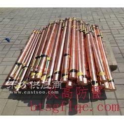 防雷厂家生产免维护接地装置电解离子接地极,长效电解离子接地极图片