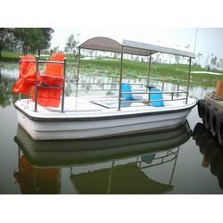 (电瓶船)、电瓶船报价、雄县江凌造船厂图片