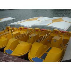 脚踏船、脚踏船供应、雄县江凌造船厂图片