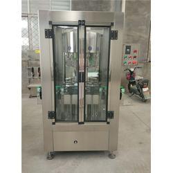 料酒灌装生产线,创兴机械,全自动料酒灌装生产线图片