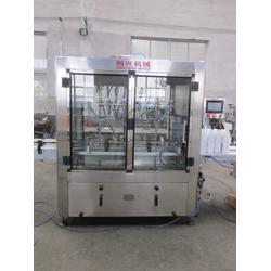 瓶装酱油灌装机-酱油灌装机-创兴机械(查看)图片