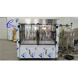 半自动食用油灌装机厂家-食用油灌装机厂家-创兴机械(查看)图片