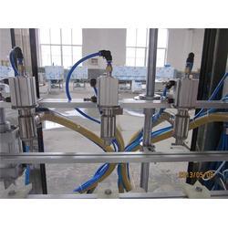 自动食用油灌装机-创兴机械-哪购半自动食用油灌装机