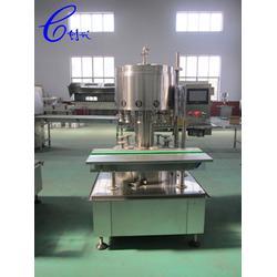 小型白酒灌装生产线作坊、攀枝花小型白酒灌装生产线、创兴机械图片