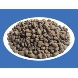 锰砂标准-昊元净水除铁锰锰砂-嘉兴锰砂图片