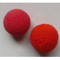 海绵胶球-海宁市胶球-昊元净水偏心胶球批发