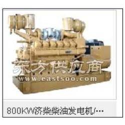 济柴燃油动力发电机特点图片