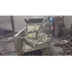 全封闭旋转式加料机、旋转式加料机、鲁冠玻璃机械(查看)图片