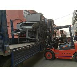 鲁冠玻璃机械-斜毯式加料机生产厂家-韶关斜毯式加料机价格