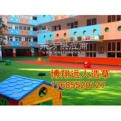 幼儿园人造草坪铺装时需要注意哪些方面图片