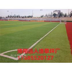 七人制足球场人造草皮步骤图片