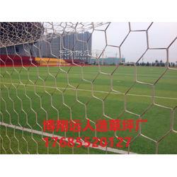 标准足球场人造草坪地毯每平米多少钱图片