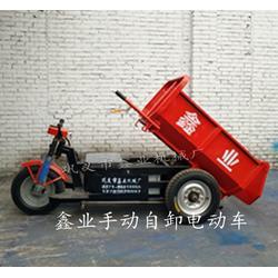 天门人�工程车、5吨电〓动工程车自卸重型、鑫业机械(优质商家)图片