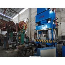 廈門液壓機-鄭州金熙-碳素坩堝液壓機圖片