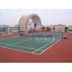 塑胶网球场材料塑胶网球场铺设图片