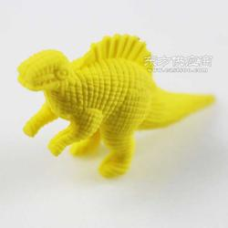 XDDA32小学生奖品包邮 仿真日本出口恐龙橡皮擦图片