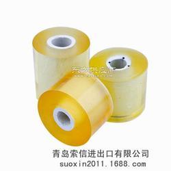 厂∩家生产绿色PVC电线缠绕膜 环保包装膜图片