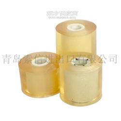 厂家供各种包装材料工业包装膜透明环保PVC缠绕膜图片