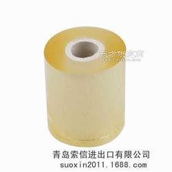 小管芯包装膜 管芯壁薄 PVC电线膜 弹性好拉力大 不出油图片