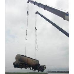 南昌高空设备吊装_九星吊车_南昌设备吊装图片