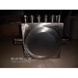 IIC级圆形不锈钢防爆接线箱图片