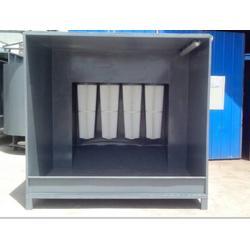 喷粉室_西安精石工回收粉末喷粉室_渭南喷粉室图片