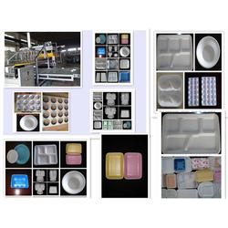PSP快餐盒生产线 快餐盒生产线 龙口海元塑料机械图片