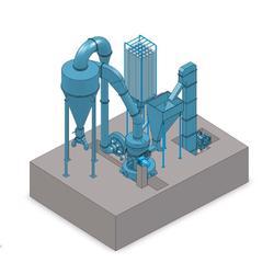 广州高速磨粉机-高速磨粉机-万科雷蒙磨图片