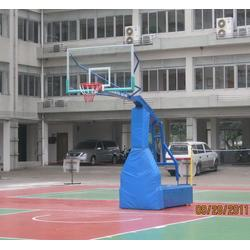 新会篮球架、永旺体育篮球架生产厂家(已认证)、篮球架图片