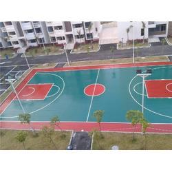 球场地面工程包工包料|球场地面|永旺体育球场地面专业施工图片