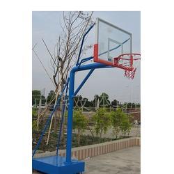 恩平篮球架-永旺体育固定式篮球架(在线咨询)篮球架图片