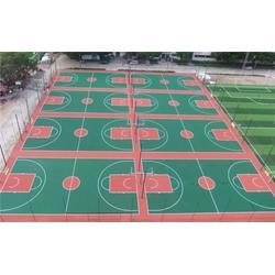 广州丙烯酸球场_广州丙烯酸球场厂家_银芝体育图片