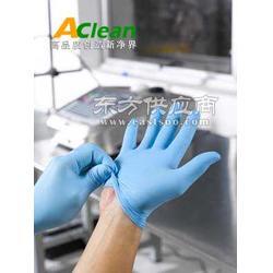 蓝色原装进口防静电12寸AClean丁腈手套图片