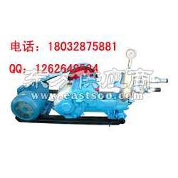 恒发BW600型便携式泥浆泵操作规程图片