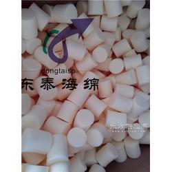 高强度海绵制品清洗海绵柱图片