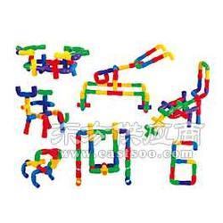 MX-20107叠叠高穿线-幼儿园桌面玩具-名欣图片