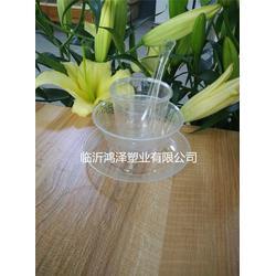 一次性水晶餐具5件套|鸿泽塑业(在线咨询)|水晶餐具图片