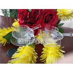 一次性水晶餐具-一次性水晶餐具原料-鸿泽塑业(优质商家)图片
