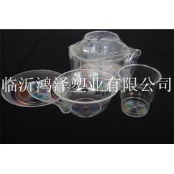 鸿泽塑业(图),一次性水晶餐具公司,一次性水晶餐具图片