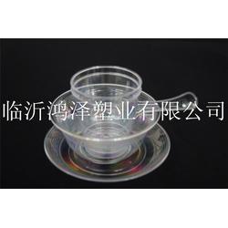 水晶一次性餐具-水晶餐具-鸿泽塑业图片