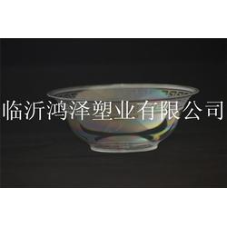 一次性水晶餐具盘-一次性水晶餐具-鸿泽塑业(查看)图片