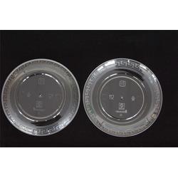 水晶餐具-一次性ps水晶餐具-鸿泽塑业(优质商家)图片