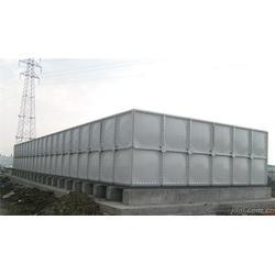 玻璃钢水箱 组装式玻璃钢消防水箱 山东腾翔集团图片