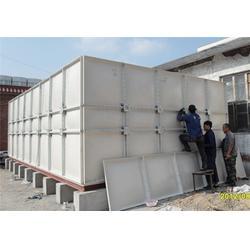 玻璃钢水箱,山东玻璃钢水箱厂家,组合式玻璃钢水箱图片